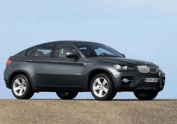 Sports Activity Coupe BMW X6